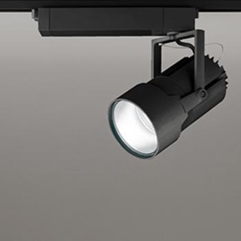 【送料無料】オーデリック LEDスポットライト セラミックメタルハライド150W相当 3000K Ra95 配光角34° ブラック レール取付専用 XS414008H
