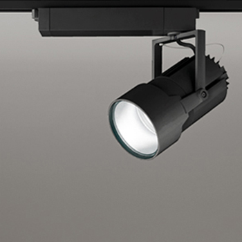 【送料無料】オーデリック LEDスポットライト セラミックメタルハライド150W相当 3000K Ra83 配光角34° ブラック レール取付専用 XS414008