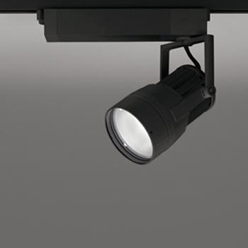 【送料無料】オーデリック LEDスポットライト CDM-T35W相当 生鮮用 3500K 配光角52° ブラック レール取付専用 XS411208