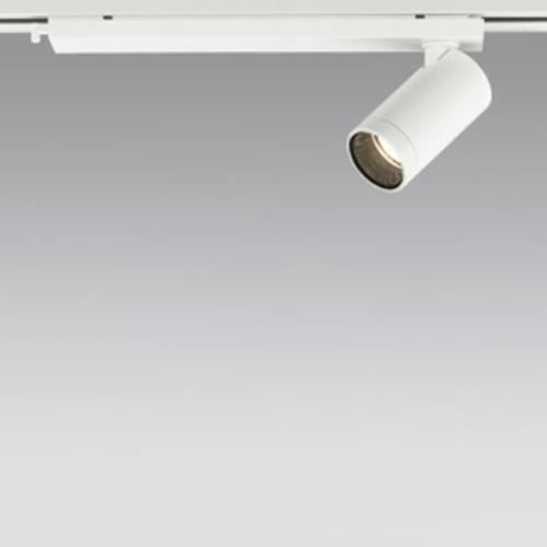 【送料無料】オーデリック LEDスポットライト JDR75W相当 3000K Ra95 配光角19° オフホワイト レール取付専用 XS614105H