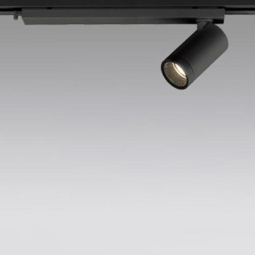 【送料無料】オーデリック LEDスポットライト JDR75W相当 3000K Ra95 配光角30° ブラック レール取付専用 XS614108H