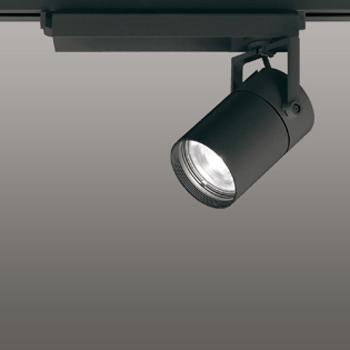 【送料無料】オーデリック LEDスポットライト CDM-T70W相当 3000K Ra83 配光角23° ブラック レール取付専用 XS511112
