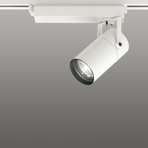 【送料無料】オーデリック LEDスポットライト CDM-T35W相当 3500K Ra95 配光角16° オフホワイト 調光可能 レール取付専用 XS513103HC