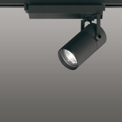 【送料無料】オーデリック LEDスポットライト CDM-T35W相当 3000K Ra95 配光角24° ブラック 調光可能 レール取付専用 XS513114HC