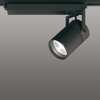 【送料無料】オーデリック LEDスポットライト CDM-T70W相当 4000K Ra83 配光角スプレッド ブラック 調光可能 レール取付専用 XS511126BC