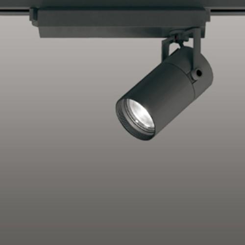 【送料無料】オーデリック LEDスポットライト CDM-T35W相当 3500K Ra83 配光角24° ブラック 調光可能 レール取付専用 XS513112BC