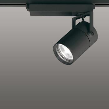 【送料無料】オーデリック LEDスポットライト CDM-T35W相当 3000K Ra95 配光角62° ブラック レール取付専用 XS512130H