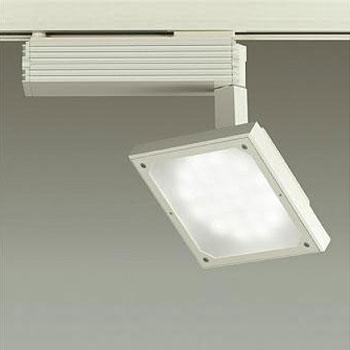 【送料無料】大光電機 LEDスポットライト FHT42W×2灯相当 3000K Ra83 配光角60° オフホワイト レール取付専用 LZS-90658YW