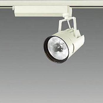 【送料無料】大光電機 LEDスポットライト CDM-T35W相当 3500K Ra83 配光角11° オフホワイト レール取付専用 LZS-91758AW