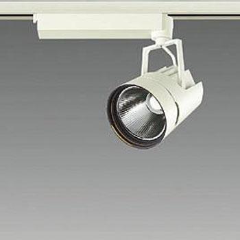 【送料無料】大光電機 LEDスポットライト CDM-T35W相当 3000K Ra83 配光角18° オフホワイト レール取付専用 LZS-91759YW