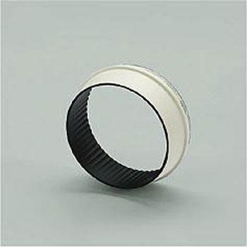 大光電機 フード Φ60mm ホワイト LZA-92029