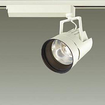 【送料無料】大光電機 LEDスポットライト CDM-T70W相当 3000K Ra96 配光角11° オフホワイト レール取付専用 LZS-91764YWV