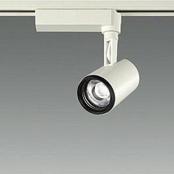 【送料無料】大光電機 LEDスポットライト Φ50ダイクロハロゲン75W形相当 2700K Ra83 配光角25° オフホワイト 調光可能 レール取付専用 LZS-91737YWE