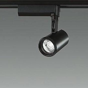 【送料無料】大光電機 LEDスポットライト Φ50ダイクロハロゲン12V85W形相当 2700K Ra83 配光角18° ブラック 調光可能 レール取付専用 LZS-91740LBE