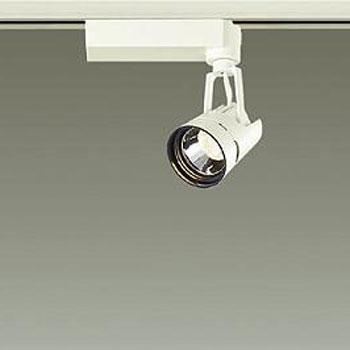 【送料無料】大光電機 LEDスポットライト Φ50ダイクロハロゲン75W形相当 3000K Ra96 配光角30° オフホワイト 調光可能 レール取付専用 LZS-91751YWV