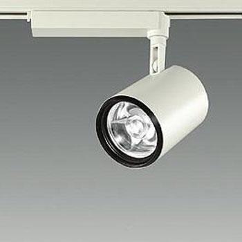 【送料無料】大光電機 LEDスポットライト CDM-T70W相当 4000K Ra83 配光角7° オフホワイト レール取付専用 LZS-92513NW