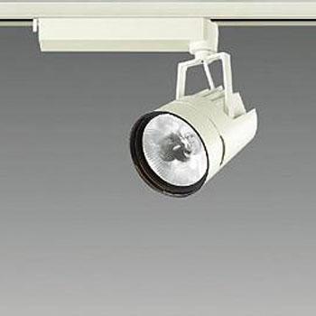 【送料無料】大光電機 LEDスポットライト CDM-T35W相当 4000K Ra96 配光角11° オフホワイト 調光可能 レール取付専用 LZS-92514NWV