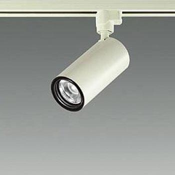 【送料無料】大光電機 LEDスポットライト Φ50ダイクロハロゲン12V85W形相当 3000K Ra83 配光角25° オフホワイト 調光可能 レール取付専用 LZS-92542YW