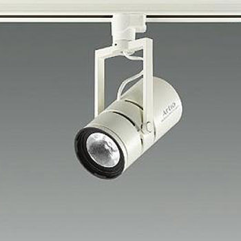 【送料無料】大光電機 LEDスポットライト Φ50ダイクロハロゲン12V85W形相当 4000K Ra96 配光角9° オフホワイト 調光可能 レール取付専用 LZS-92649NWV