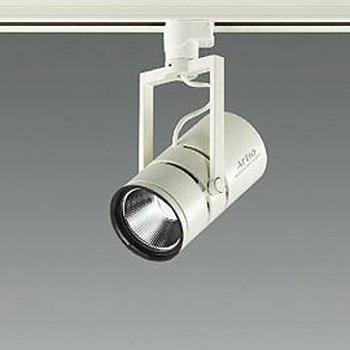 【送料無料】大光電機 LEDスポットライト Φ50ダイクロハロゲン12V85W形相当 4000K Ra96 配光角25° オフホワイト 調光可能 レール取付専用 LZS-92651NWV
