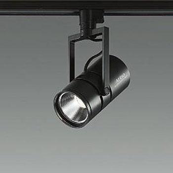 【送料無料】大光電機 LEDスポットライト Φ50ダイクロハロゲン12V85W形相当 4000K Ra96 配光角25° ブラック 調光可能 レール取付専用 LZS-92654NBV