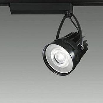【送料無料】大光電機 LEDスポットライト CDM-T70W相当 精肉用 配光角35° ブラック レール取付専用 LZS-92403MB