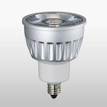 【送料無料】ウシオ LED電球 ハロゲン形 65W相当 2400K 狭角 口金E11 調光対応 [10個セット] LDR6L-N-E11/D/24/5/12-10SET