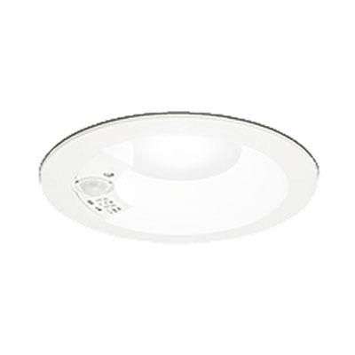 【送料無料】オーデリック LEDダウンライト 埋込穴Φ125 白熱球60W相当 温白色 人感センサー付 OD261280