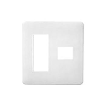 パナソニック モダンプレート 4コ用 3コ ホワイト 1コ用 WN6074SW 70%OFFアウトレット 入手困難