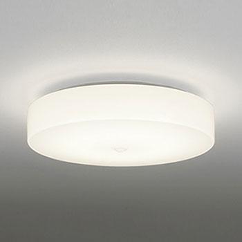 【送料無料】オーデリック LED小型シーリングライト 人感センサ付 FCL30W相当 電球色 引掛シーリングタイプ OL251346