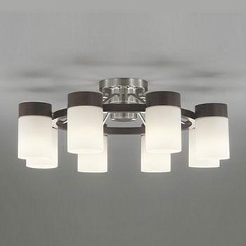 【送料無料】オーデリック LEDシャンデリア ~12畳用 電球色 調光可能 OC257067LC