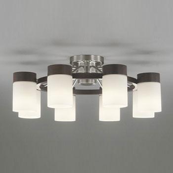 【送料無料】オーデリック LEDシャンデリア ~12畳用 電球色 調光可能 OC257068LC