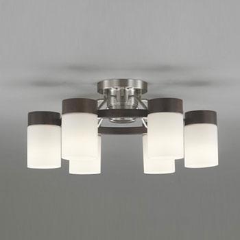 【送料無料】オーデリック LEDシャンデリア ~8畳用 電球色 調光可能 OC257069LC
