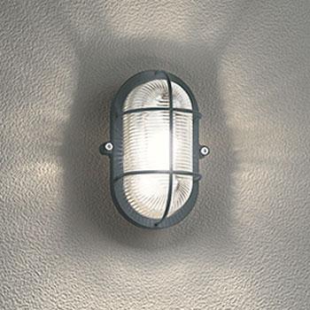 【あす楽】【送料無料】オーデリック LEDポーチライト 白熱球40W相当 電球色 OG254605LD