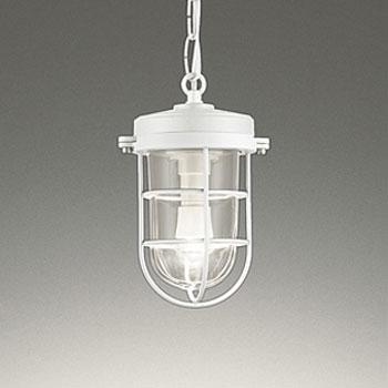 【送料無料】オーデリック LEDペンダントライト 白熱球40W相当 電球色 直付タイプ OP252408LD