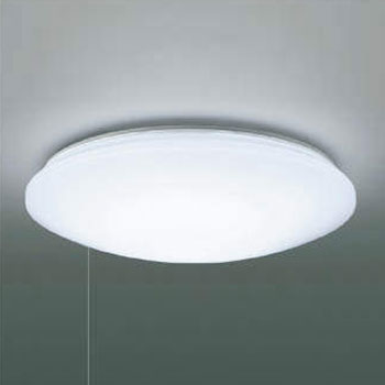 【送料無料】コイズミ照明 LEDシーリングライト ~8畳用 調光機能付 昼光色 AH46825L