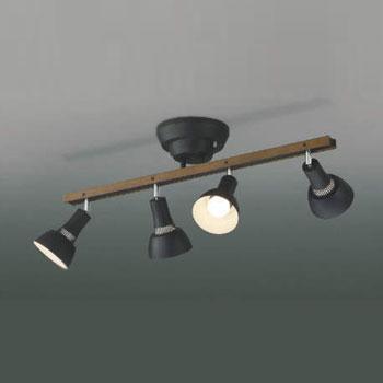 【送料無料】コイズミ照明 LEDシャンデリア 白熱球60W×4灯相当 電球色 明るさ切替機能付 AA47243L