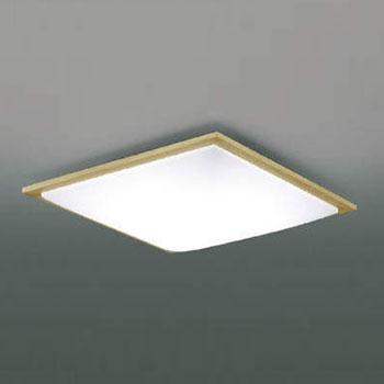【送料無料】コイズミ照明 LEDシーリングライト ~12畳用 調光・調色機能付 電球色~昼光色 AH48906L