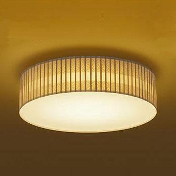 【送料無料】大光電機 LEDシーリングライト ~8畳用 調光・調色機能付 電球色~昼光色 DCL39782