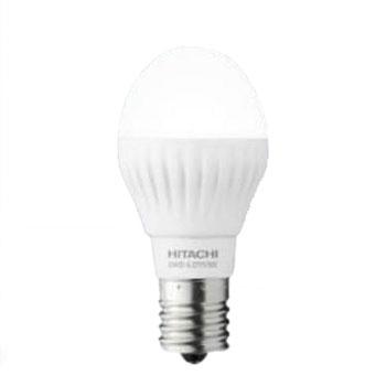 【送料無料】日立 LED電球 小形電球形 50W形相当 昼光色 口金E17 広配光タイプ [10個セット] LDA5D-G-E17/S/50C-10SET