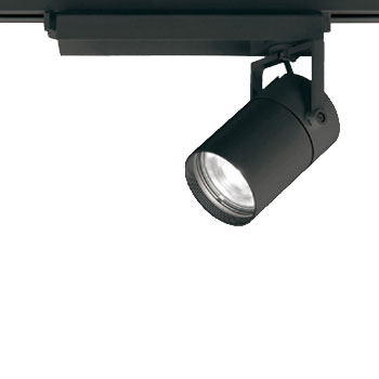 【送料無料】オーデリック LEDスポットライト CDM-T70W相当 3000K Ra95 配光角23° ブラック レール取付専用 XS511112H