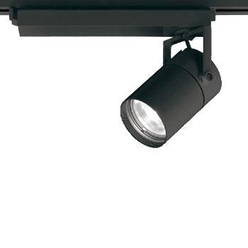 【送料無料】オーデリック LEDスポットライト CDM-T70W相当 3500K Ra95 配光角スプレッド ブラック 調光可能 レール取付専用 XS511128HBC