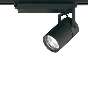 【送料無料】オーデリック LEDスポットライト CDM-T35W相当 3500K Ra95 配光角スプレッド ブラック 調光可能 レール取付専用 XS512136HBC