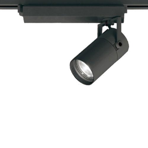 【送料無料】オーデリック LEDスポットライト CDM-T35W相当 3500K Ra95 配光角スプレッド ブラック 調光可能 レール取付専用 XS513136HBC
