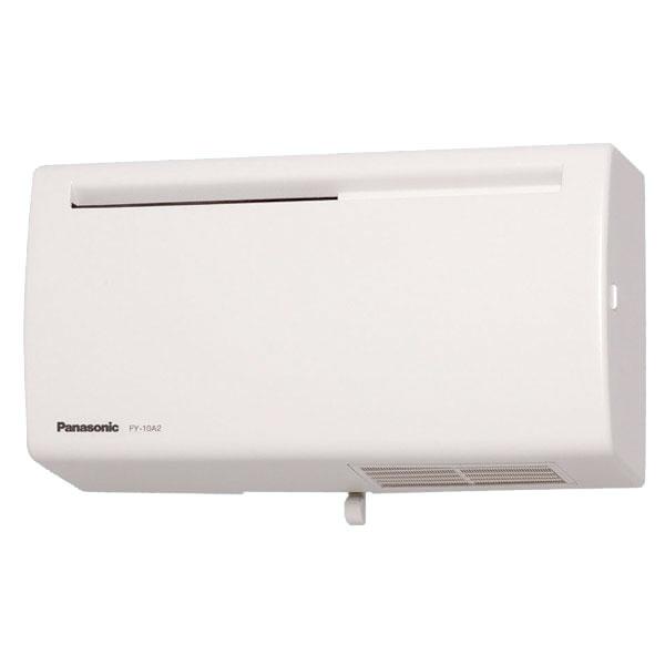 【送料無料】パナソニック Q-Hiファン 壁掛形 標準・薄形 0.5回/h換気 10畳用 ホワイト FY-10A2-W