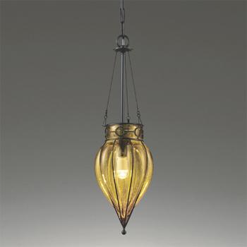 【送料無料】オーデリック LEDペンダントライト 白熱球40W相当 電球色 調光可 OP034260LC
