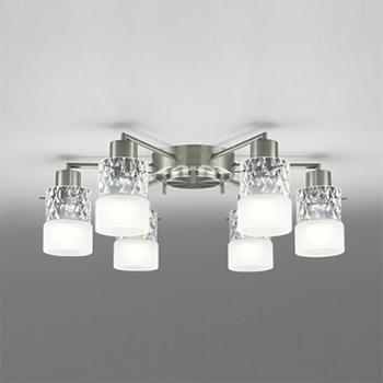【送料無料】オーデリック LEDシャンデリア ~10畳用 電球色~昼白色 光色切替 OC005013PC