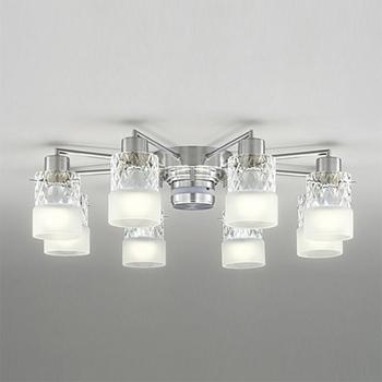 【送料無料】オーデリック LEDシャンデリア ~14畳用 電球色~昼白色 光色切替 OC257008PC