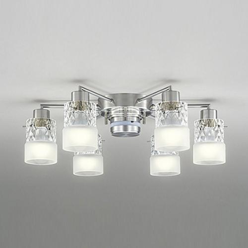 【送料無料】オーデリック LEDシャンデリア ~10畳用 電球色~昼白色 光色切替 OC257010PC