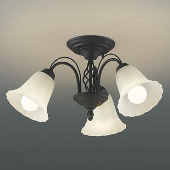 【送料無料】コイズミ照明 LEDシャンデリア 白熱球60W×3灯相当 電球色 AH39693L
